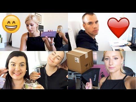 Jenda mameluk, Flabáž mezi balíky a blogerské dýchánky   Vlog