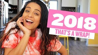 Lilly Singh Rewind 2018 (ft. Team Super)