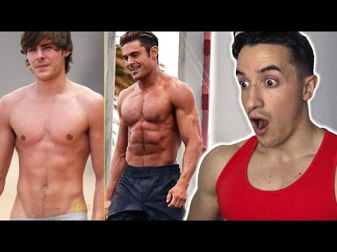 LES TRANSFORMATIONS LES PLUS EXTREMES D'ACTEURS !!