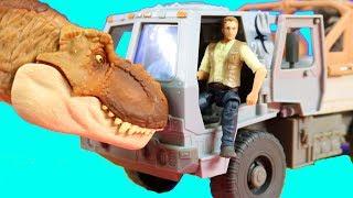 Playskool Teenage Mutant Ninja Turtles Dinosaurs Rescue Dr. Grant From Jurassic World T-Rex