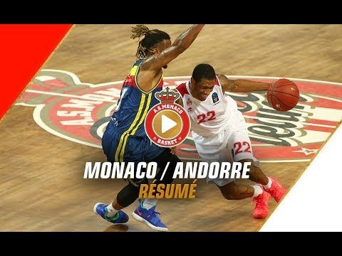 EuroCup — Monaco 81 - 73 Andorre — Highlights