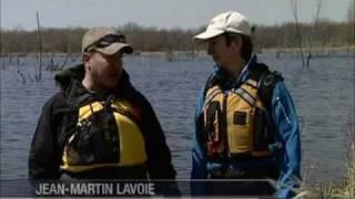 preview picture of video 'Alsiganteku Kayak - RDS Plein Air Sans Limites - 1ère partie'