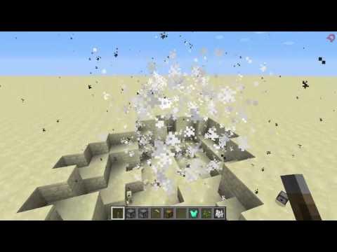 Minecraft 1.5 (13w04a) - Обзор. ThePowerfulDeeZ