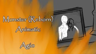 Monster (Reborn) Animatic - Gabbie Hanna - Agio