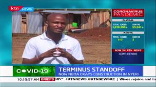 NEMA Okays construction of terminus in Nyeri