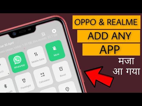 Widget Oppo A3s