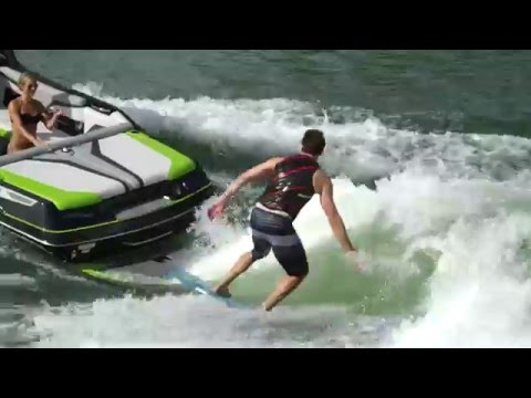 Axis T23 Surf Review Waterski