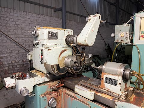 TOS BDA80 Internal Grinding Machine