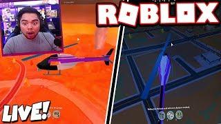 Live Reaction Volcano Eruption City Revamp New Roblox Jailbreak Minecraftvideos Tv