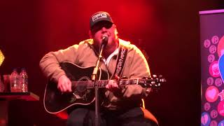 "Luke Combs   ""Beautiful Crazy"" (CMA Songwriters Series, London)"