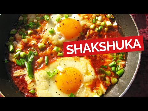Traditional Shakshouka Recipe