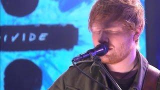 Ed Sheeran - How Would You Feel - RTL LATE NIGHT