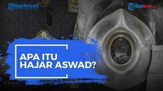 Apa Itu Hajar Aswad? Berikut Fotonya yang Bisa Dilihat Lebih Jelas