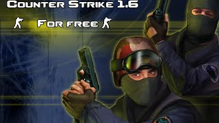 How To Download Counter Strike 1.6 Latest Version 2016 For Free