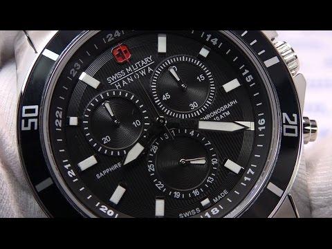 SWISS MILITARY HANOWA Flagship Chronograph 06-5183.7.04.007
