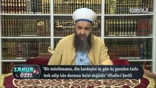 Sahur Sohbetleri 2016 - 10. Bölüm
