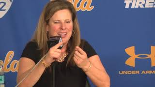 UCLA W. Basketball Postgame Press Conference- 01.20.19