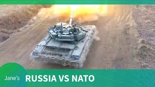 Can Russia defeat NATO with Soviet era armour?