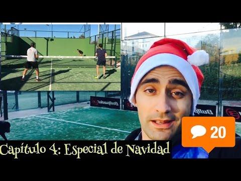 Especial Navidad. Ejercicios desde Fondo de la Pista y Consejos Material Pádel #3
