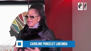 Caroline Poncelet Lokemba Parle Du trade show