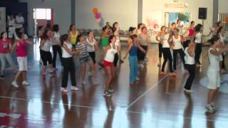 preview picture of video 'Les Mills™ SH'BAM™ Fitness Event sto Aigio (2)'