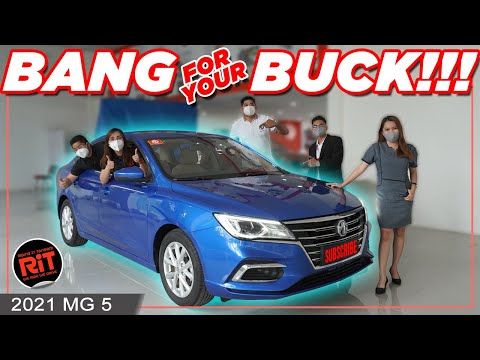 2021 MG 5 : Sulit Car Philippines : Affordable Car