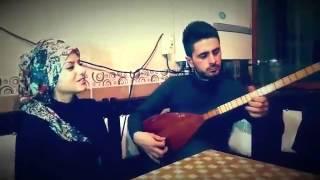 Muhteşem Ses Amatör çift Bağlama Saz Türkü Söyleme