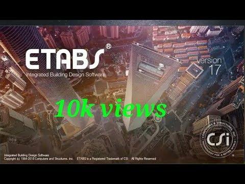 etabs 2016 crack 64 bit free download