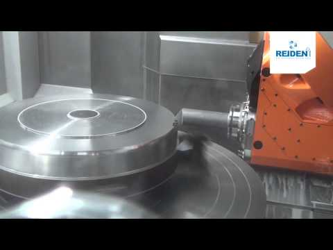REIDEN RX10 Mill-Turn