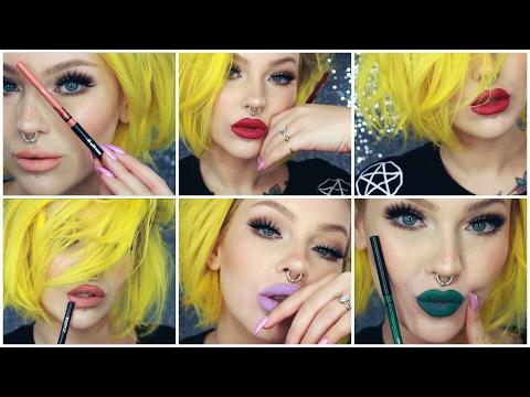 Everlasting Lip Liner by KVD Vegan Beauty #4