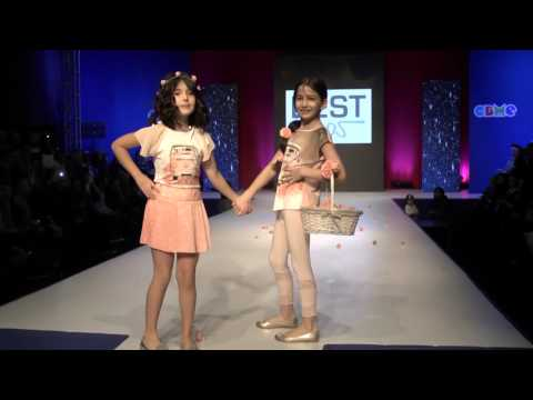 BEST KIDS SPRING SUMMER 2016 FASHION SHOW