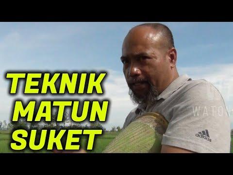 Pak Ndul - TEKNIK MATUN SUKET