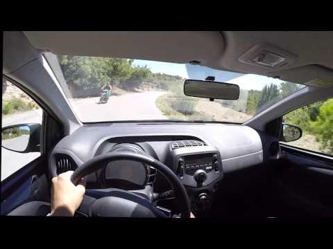 Peugeot  108 Хетчбек класса A - тест-драйв 2