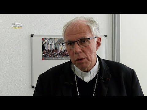 Interview de Mgr Hérouard, nommé délégué apostolique au sanctuaire de Lourdes
