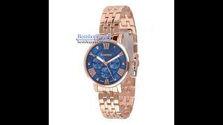 Видео обзор наручных часов Guardo Premium 11265-6