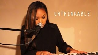 Unthinkable - Alicia Keys | Olivia Escuyos Cover