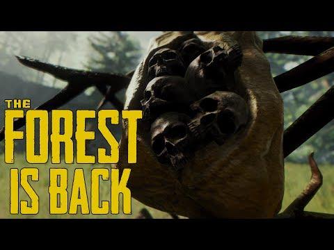 The Forest CZ : Jsme zpátky coop Kolage a Kuře