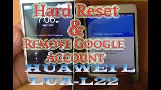 Huawei LUA-L22 FRP Bypass - Free video search site