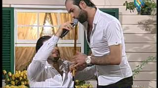 مازيكا محمود القصير وحسام جنيد ابكي ياليل من برنامج نورت سمانا تحميل MP3