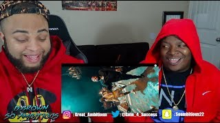 Gucci Mane   I'm Not Goin' (feat. Kevin Gates) [Official Music Video]‼️REACTION