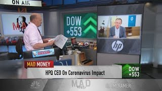 HP CEO on Q2 earnings, supply chain challenges