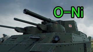 【WOT】おっさんの戦車道 ゆっくり実況Part114 O-Ni