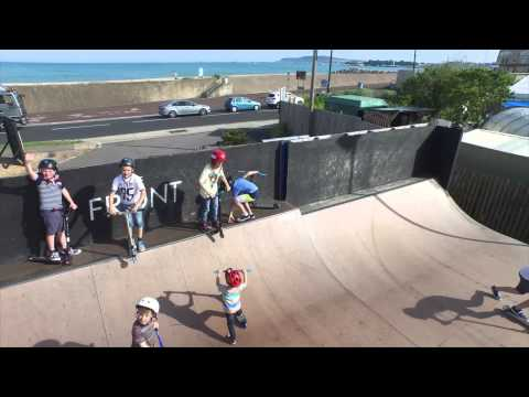 The Front Skatepark Weymouth