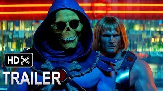 He-Man and the Masters of the Universe  movie Trailer  2019 HD -(FAN MADE)