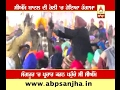 Black flags shown to Badal in Sangrur