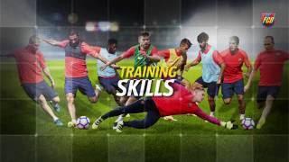 FC Barcelona Training Skills: Top 5 abilities