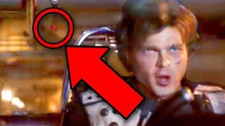 SOLO: A STAR WARS STORY TRAILER Breakdown - Easter Eggs You Missed!