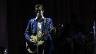 Wicked Game - I Wanna Fall In Love -  Chris Isaak - Massey Hall, TOronto-May 24,2016