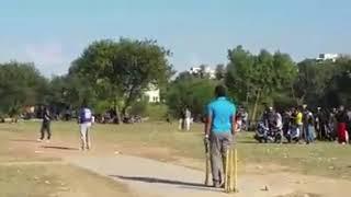 Taimor Mirza Vs Ali Chisti Single Wicket Challenge