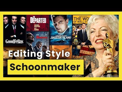 Thelma Schoonmaker & Scorsese — Film Editing Tips from Goodfellas, Shutter Island, and The Irishman